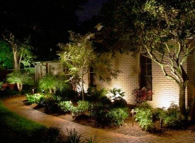 Outdoor Lighting Portfolio