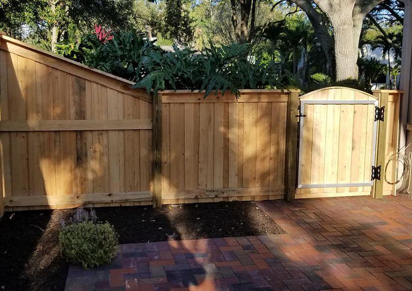 New fence hillsborough pinellas